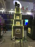 Venta caliente que levanta la visualización de LED (YZ-P649)