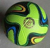 Superfície de borracha da partícula do futebol
