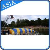 Salto inflável da gota da água, descanso inflável da água, gotas de salto do parque inflável da água