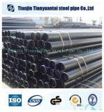 Laminado en caliente carbono del tubo de acero sin costura para Tubos