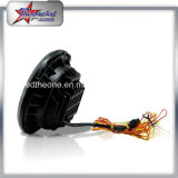 """新製品の点SAE 50W 10-30V 7のインチ円形LEDのヘッドライト7の""""天使はヘッドライトDRLのジープのラングラーJk/Cjのための白いハローのリングを注目する"""