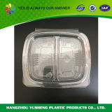 China-Großhandelsfreier PlastikWegwerfablagekasten mit Teilern