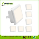 Luz de la noche del nuevo producto 0.3W LED con el sensor ligero automático