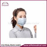 使い捨て可能医学の外科塵のマスクに3執ように勧めなさい