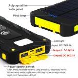 Cargador solar vendedor caliente de la batería impermeable de la energía solar, batería solar de la potencia del cargador