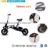 CE 12-Inch складывая электрический велосипед