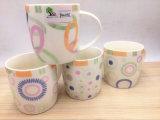 Nuevo diseño taza de cerámica de 10 onzas
