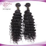 Excesso de cabelo peruano de alta qualidade 100% cabelo humano