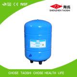 El tanque de presión de agua de la calidad en sistema del RO