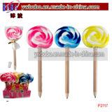 Regali della novità della penna di promozione della penna del Lollipop dei regali di compleanno (P2117)
