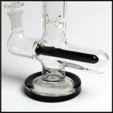 Hfy neue 11.5 Glaszoll Illadelph rauchende Wasser-Rohr-mit Inline-Perc Filtrierapparaten 14.4mm im gemeinsamen Größen-Rohr-Tabak