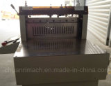 EVA-Schaumgummi, pp., Querausschnitt, steuernder PLC, automatische Blatt-Ausschnitt-Maschine