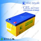 Whc 12V200ah Long Life Guaranteed Colloid Battery for Solar System