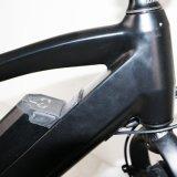 Do pneu gordo elegante MEADOS DE da neve da areia de Bafang bicicleta de montanha elétrica