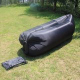 Outdoor Lazy Inflatable Couch Sleeping Sofa Lounger Bag Camping Bed Portable