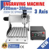 Hölzerner FräserEngraver CNC-3020t/Stich-Bohrung und Fräsmaschine