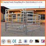 Портативные скотины ограждая загородку коровы панелей обшивают панелями панель поголовья стробов Corral