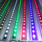 신식 IP65 옥외 RGB 방수 LED 벽 세탁기 빛