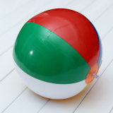 8 дюймов шарика пляжа игрушки PVC раздувного для сбываний