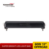 13''60W High Quality Off Road LED Light Bar para carros