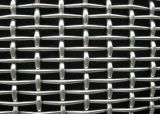 Декоративная сетка волнистой проволки для сетки фасада здания внешней