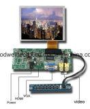 """AV/VGA/HDMI Input 5.6 """" модуль TFT LCD SKD для промышленной системы управления"""