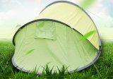 Tente neuve verte sautante automatique de Desaign de type de bateau de qualité