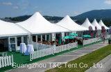 Hohe Spitzen-Mischungs-Zelt für Ereignis und Partei verwendetes Zelt auf Förderung