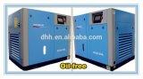 Rolo lubrific água do compressor livre de petróleo para o uso médico