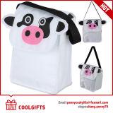 Saco relativo à promoção encantador do presente do refrigerador com cópia animal