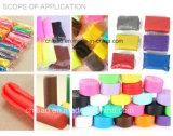 Línea línea del conjunto del Plasticine de embalaje automática completa de la pasta del juego del fango
