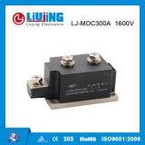 Thyristor-Energien-Controller der Liujing Semikron Gleichrichterdiode-Baugruppen-Mdc300A