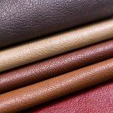 Выбитая высоким качеством кожа мебели PU 2016