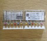 O subministro médico Dentsply Protaper giratório Endodontic arquiva o uso da mão