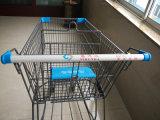 125L Asien Einkaufen-Laufkatze mit der grossen Kapazität