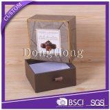 贅沢によってカスタマイズされる堅いボックス赤いチョコレートギフト用の箱