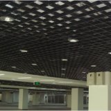 Rejilla de aluminio de techo abierto para la decoración interior de la célula