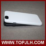 Caixa macia do telefone do espaço em branco do Sublimation da impressão da foto de PC+ TPU para o iPhone 6/6s