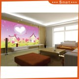 Beautiful Landscape Image 3D Oil Painting for Kid Rooms