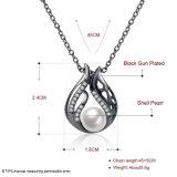 若い女の子のための新しいデザイン方法響きそしてジルコンの吊り下げ式のネックレス