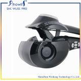 Encrespador de cabelo do calefator de Automtic MCH da visualização óptica do LCD