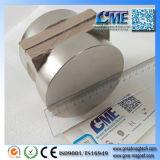 Starkes Dauermagnet des Neodym-Platten-Magnet-D101.6X25.4mm