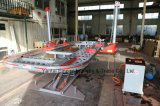 Gebildet China-Auto-im Selbstkarosserien-Zusammenstoß-Reparatur-System