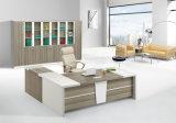 큰 저장 내각 및 3개의 서랍 행정실 테이블 (HX-ET14039)