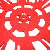 poliestere Placemat di stagione di molla di 5mm & di 3mm per il ripiano del tavolo e le decorazioni