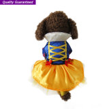 Creativa de productos para mascotas vestido de perro de desgaste