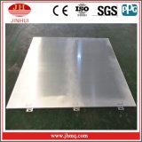 Il rivestimento di PVDF personalizzato modella il divisorio di alluminio della parete