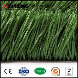泥炭の低価格の緑のサッカー競技場のための総合的な草のマット