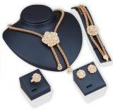 De Juwelen van de Manier van de Armband van de Oorringen van de Halsband van de bruid