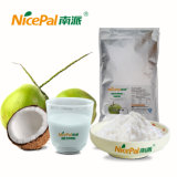 Pó de coco secado em pó natural / pó de leite de coco / suco de coco em pó